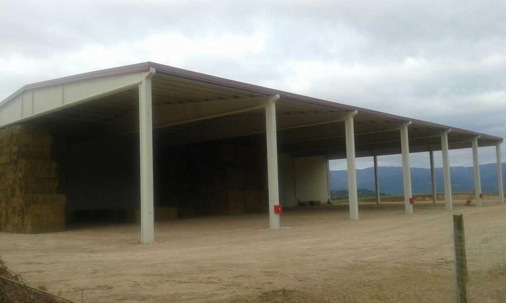 Nave Agrícola Villaverde La RIoja