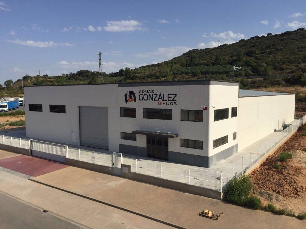 Nave industrial en Logroño, La Rioja