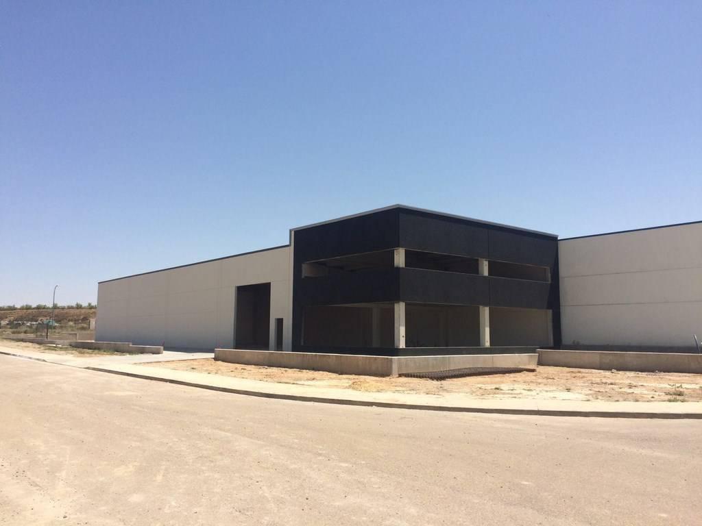 Nave industrial en Tarazona, Zaragoza