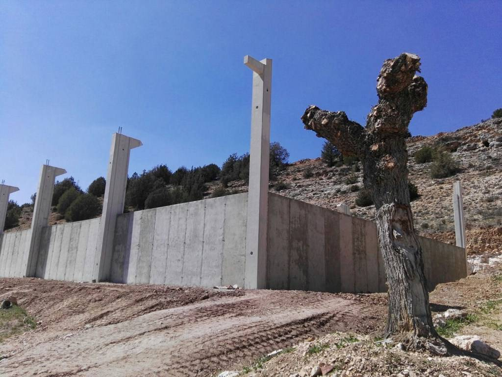 Almacén Agrícola en Castillejo de Robledo, Soria