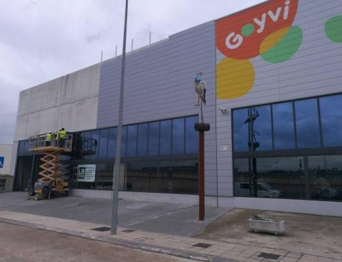 Continuamos en Goyvi, coches y cunas, Logroño