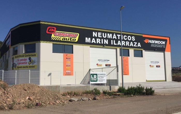 Nave Industrial La Rioja