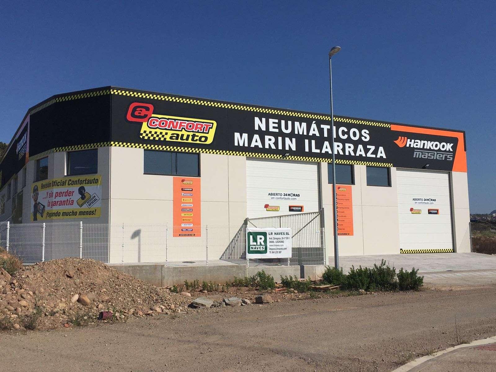 Finalizamos los trabajos en Villamediana, La Rioja